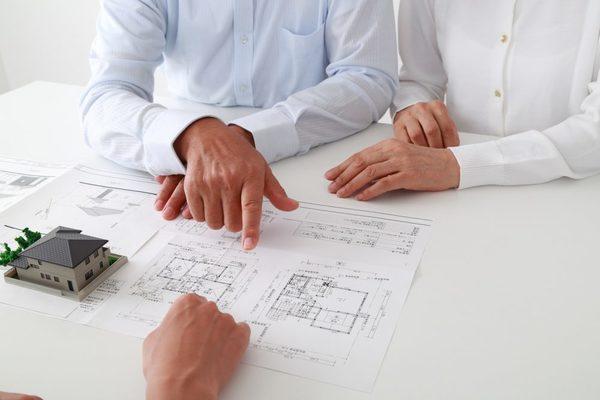 理想の家を手に入れるために、新築の家ができるまでの流れを確認!サムネイル