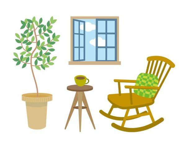 緑に囲まれた生活サムネイル
